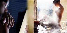 Ba thiếu niên quay lén nữ sinh lớp 9 tắm để tống tiền nhiều lần