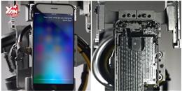 Ngạc nhiên với robot 'tháo banh' iPhone chỉ trong 11 giây