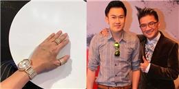 yan.vn - tin sao, ngôi sao - Đàm Vĩnh Hưng bất ngờ khi được Dương Triệu Vũ tặng nhẫn kim cương