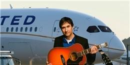 Nhắc đến âm nhạc, hãng United Airlines rất sợ ca khúc cây đàn triệu đô