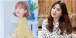 yan.vn - tin sao, ngôi sao - Park Bo Young gây bất ngờ khi tự so sánh nhan sắc với Song Hye Kyo