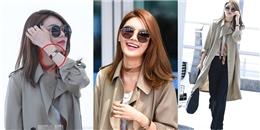 yan.vn - tin sao, ngôi sao - Sooyoung thanh lịch với thời trang sân bay & phụ kiện ba trăm triệu