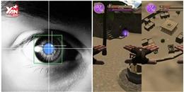 Tương lai, bạn chỉ cần 'liếc mắt' để điều khiển smartphone