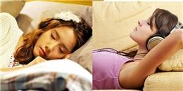 Không ngờ thói quen nghe nhạc trước khi ngủ sẽ khiến bạn gặp ác mộng