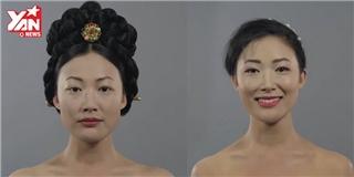 Tất tần tật về  Hot girl  trong mắt người Hàn Quốc 100 năm qua
