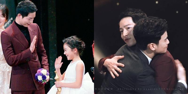"""Tan chảy trước sự tử tế của """"soái ca vạn người yêu"""" Song Joong Ki"""