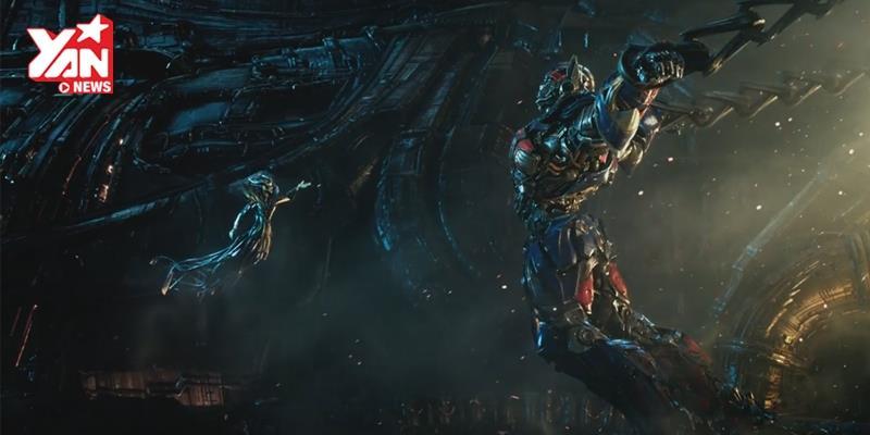 """Tung trailer mới, Transformers khẳng định sự trở lại """"quá nguy hiểm"""""""