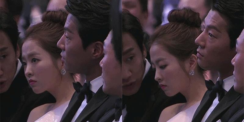 """Park Bo Young lạnh nhạt, """"lơ đẹp"""" khi Lee Kwang Soo cố bắt chuyện?"""