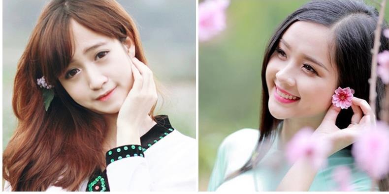 Top 10 vùng đất ở Việt Nam có nhiều gái xinh khiến ai cũng ngơ ngẩn