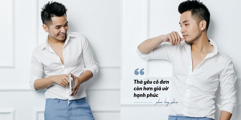 """yan.vn - tin sao, ngôi sao - Phạm Hồng Phước: """"Thà yêu cô đơn còn hơn giả vờ hạnh phúc"""