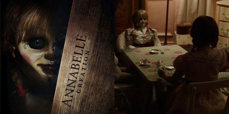 """Trailer """"Annabelle 2"""" hé lộ nhiều tình tiết rùng rợn"""