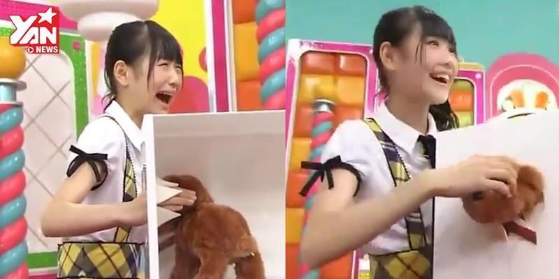 Cười không nhặt được mồm với em gái Nhật bị lừa ngoạn mục
