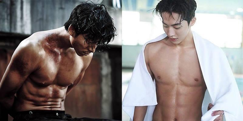 Top 5 nam diễn viên Hàn có body khiến nam giới cũng phải mơ ước