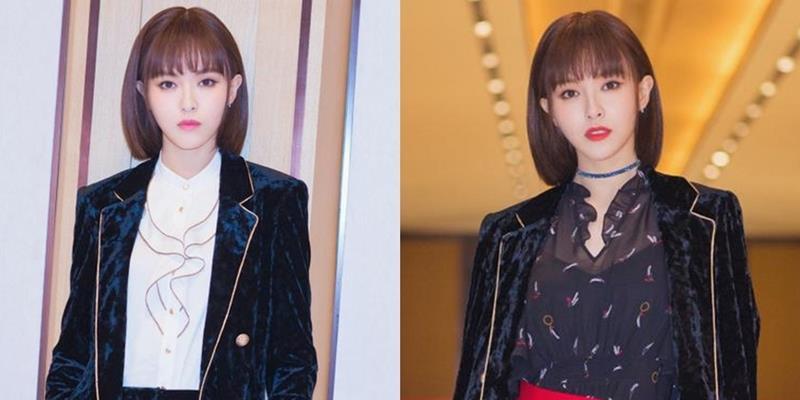 """Tạo hình tóc ngắn quá xinh đẹp của Đường Yên khiến fan """"phát cuồng"""""""