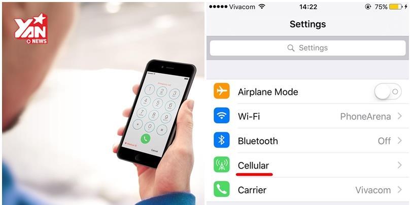 Tắt ngay những tính năng này trên iPhone để không bị mất tiền oan
