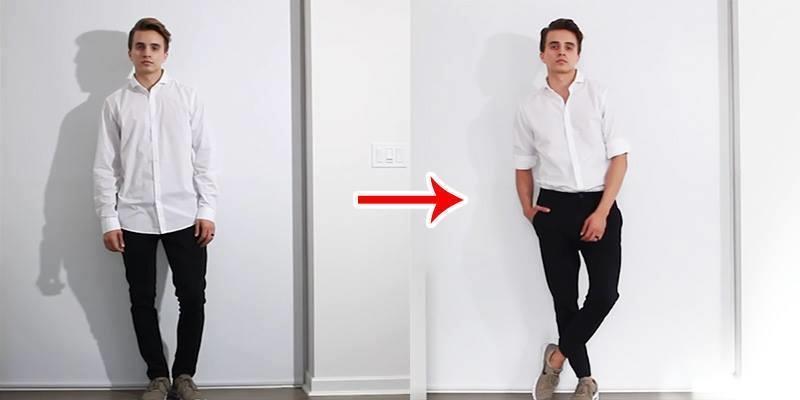 Chỉ cần 3 bước, không ai có thể nhận ra bạn đang mặc đồ đã cũ