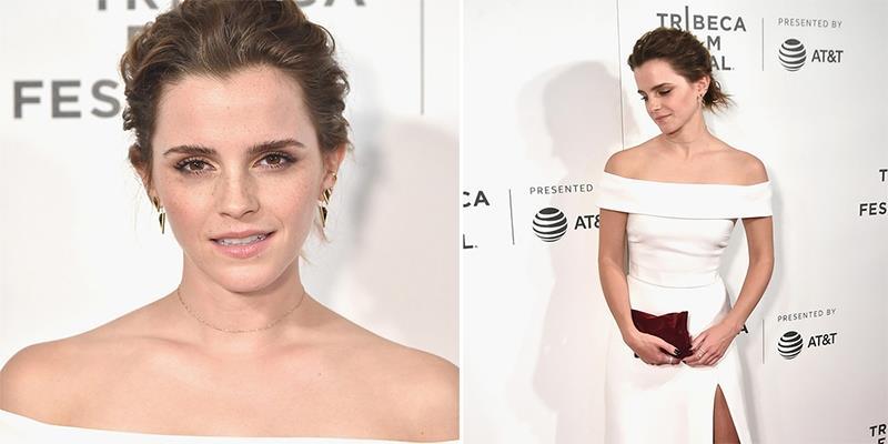 yan.vn - tin sao, ngôi sao - Emma Watson kém sắc, lộ dấu hiệu lão hóa dù mới 27 tuổi