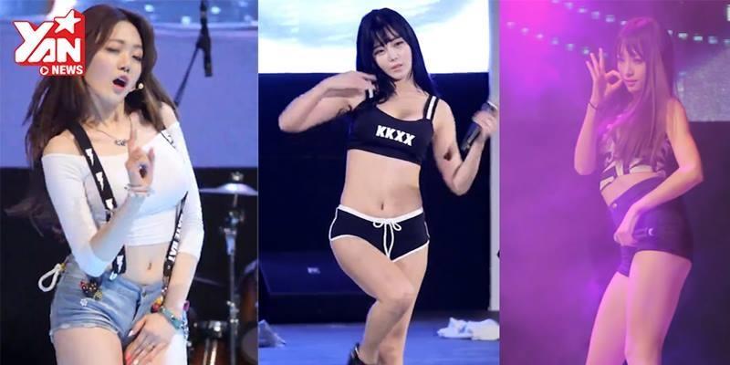 Top 10 màn fancam sexy nhất Kpop khiến fan phải xem đi xem lại