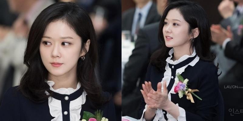 """yan.vn - tin sao, ngôi sao - 36 tuổi vẫn trẻ đẹp như thiếu nữ, Jang Nara bị fan gọi là """"ma cà rồng"""""""