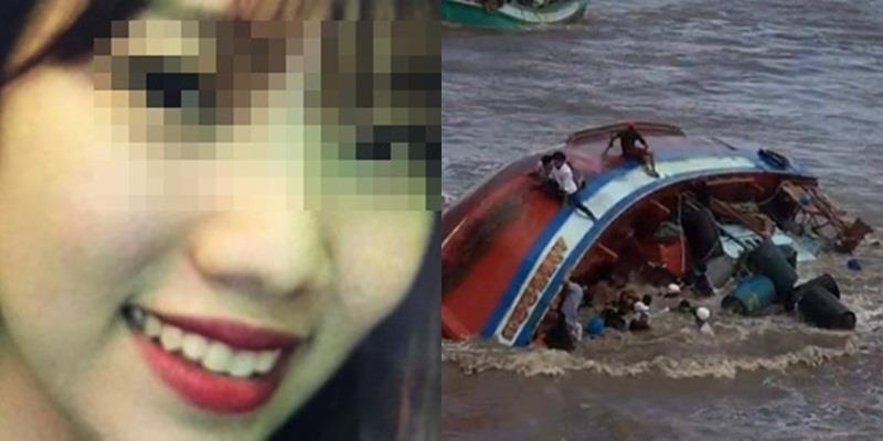 Chìm tàu Bạc Liêu: thêm 1 cô gái 19 tuổi xinh đẹp bị báo mất tích