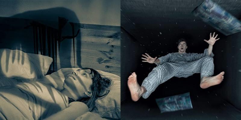 Những hiện tượng lạ lùng xảy ra khi ngủ mà ai cũng mắc phải