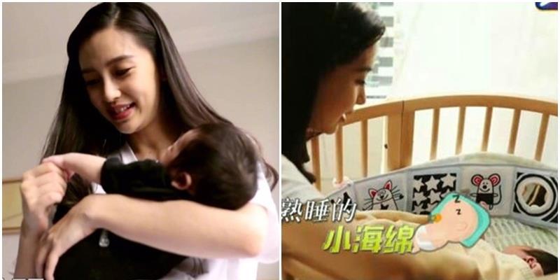 yan.vn - tin sao, ngôi sao - Angela Baby lần đầu công khai hình ảnh quý tử trên sóng truyền hình