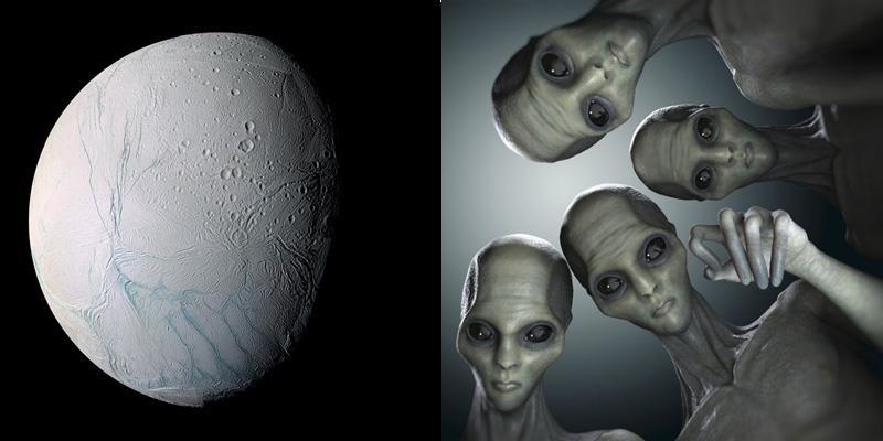Sự sống ngoài hành tinh có thể tồn tại rất gần Trái Đất của chúng ta