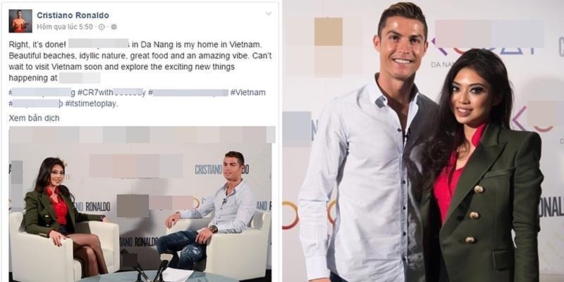 yan.vn - tin sao, ngôi sao - HOT: Ronaldo bập bẹ nói