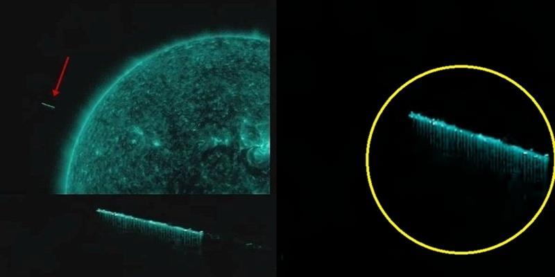NASA phát hiện vật thể lạ nghi là tàu của người ngoài hành tinh