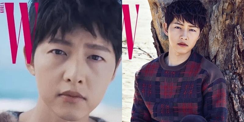 yan.vn - tin sao, ngôi sao - Nam thần như Song Joong Ki cũng có lúc kém sắc vì bọng mắt thâm quầng