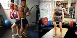 Hậu quả khi chăm chỉ gym nhưng quên tập thân dưới