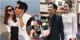 yan.vn - tin sao, ngôi sao - Trường Giang mang dép tổ ong, đưa Nhã Phương đón sinh nhật ở Phú Quốc