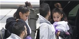 yan.vn - tin sao, ngôi sao - Hình ảnh đầu tiên của Ariana Grande sau vụ khủng bố Manchester