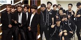 Sau BTS, tiếp tục đến lượt EXO lập kỉ lục tại bảng xếp hạng Billboard
