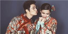 yan.vn - tin sao, ngôi sao - Lộ ảnh cưới chưa từng công bố của Huỳnh Hiểu Minh - Angela Baby