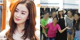 Mũm mĩm khác thường, Kim Tae Hee mang thai con đầu lòng với Bi Rain?