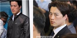Netizen phát sốt vì vệ sĩ đẹp như tài tử của tân tổng thống Hàn Quốc