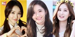 """Điểm danh những """"bình hoa di động"""" của màn ảnh Hàn"""
