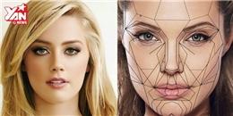 Những ngôi sao nữ xinh đẹp có khuôn mặt tỉ lệ vàng chuẩn từng milimet