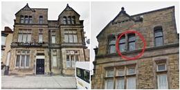 Sử dụng Google Map, người đàn ông phát hiện bóng ma rõ mồn một
