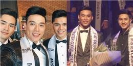 yan.vn - tin sao, ngôi sao - Thuận Nguyễn xuất sắc giành ngôi Á vương Mister Global 2017