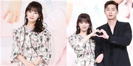 Kim Ji Won xinh tựa nữ thần sánh vai 'chồng tương lai' Park Seo Joon