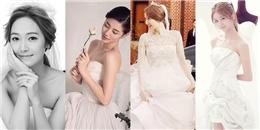 yan.vn - tin sao, ngôi sao - Ngẩn ngơ với loạt nữ thần Kbiz đẹp lộng lẫy trong tạo hình váy cưới