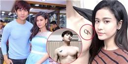yan.vn - tin sao, ngôi sao - Fan tìm ra thêm bằng chứng Tim, Trương Quỳnh Anh đã tan vỡ