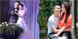Em gái Wanbi Tuấn Anh rạng ngời trong đám cưới
