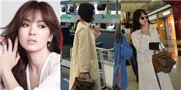 'Nối gót' lọat nữ thần Kbiz, đến lượt Song Hye Kyo cắt tóc ngắn