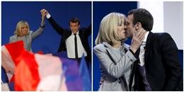 Chuyện tình tân Tổng thống Pháp: Một tình yêu đẹp và rất đỗi nhiệm màu