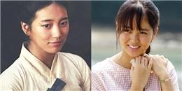 Vẻ ngoài đen đúa cũng không lấp được nét đẹp của các mỹ nhân Hàn này