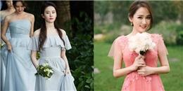 Những phù dâu ngôi sao gây sốt vì xinh đẹp lấn át cả phần cô dâu