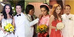 yan.vn - tin sao, ngôi sao - Loạt sao nam Việt cưới vợ trẻ, xinh đẹp ở tuổi U60, U70